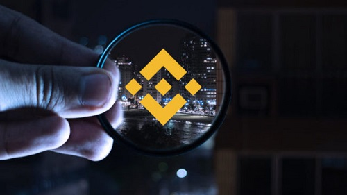 Логотип Binance Coin